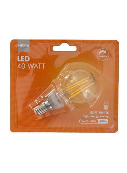 LED lamp 40 watt - 20090029 - HEMA