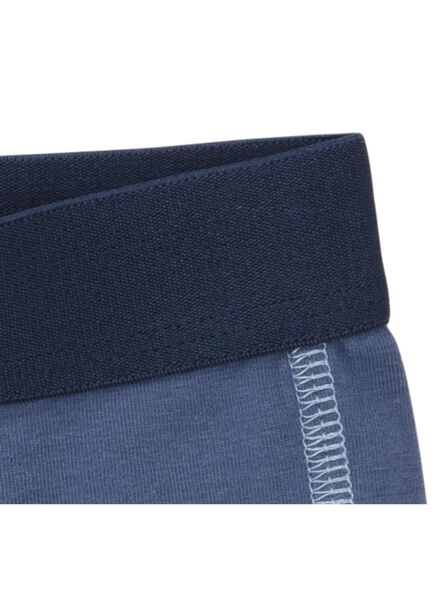 2-pak kinderboxers blauw blauw - 1000011493 - HEMA