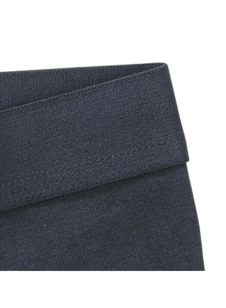 3-pak kinderboxers blauw blauw - 1000011775 - HEMA
