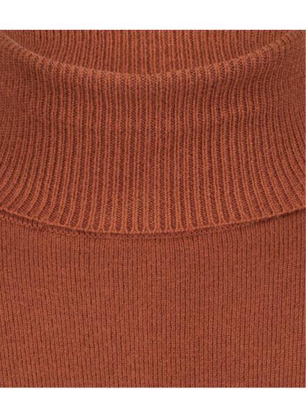 dames coltrui bruin bruin - 1000015661 - HEMA