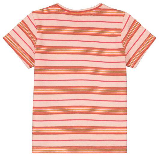 baby t-shirts - 2 stuks roze roze - 1000023590 - HEMA