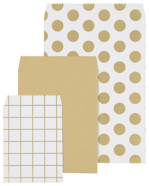 Cadeauzakjes - 6 stuks - in Cadeauverpakkingen & cadeaupapier