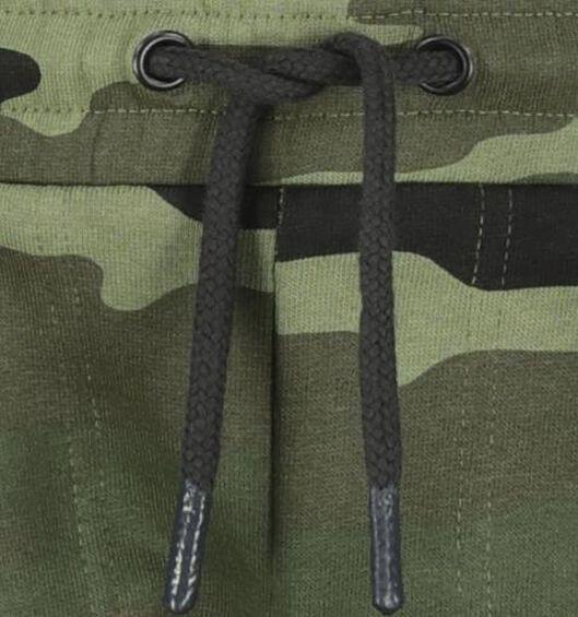 kinder sweatbroek legergroen 146/152 - 30737942 - HEMA