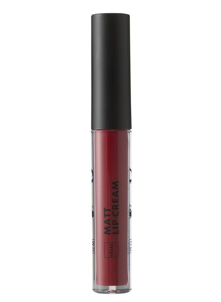 matt lip cream - 11230074 - HEMA