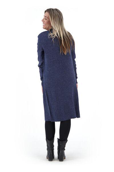 damesvest donkerblauw donkerblauw - 1000020953 - HEMA