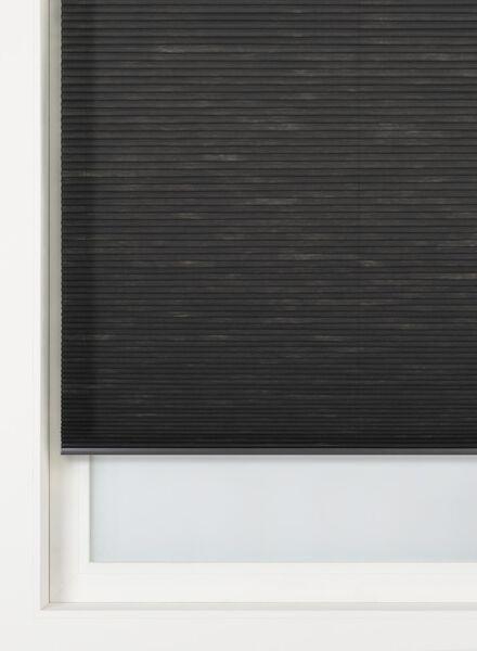 plissé dubbel lichtdoorlatend / witte achterzijde 25 mm - 7430005 - HEMA