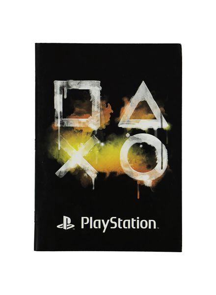 schrift A4 PlayStation - geruit 10 x 10 mm - 14900375 - HEMA