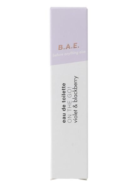 B.A.E. edt on the go! violet and blackberry 10ml - 17730013 - HEMA