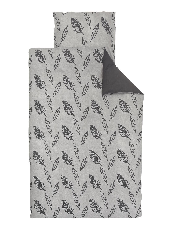 HEMA Katoenen Dekbedovertrek 140 X 200/220 Cm (gris)