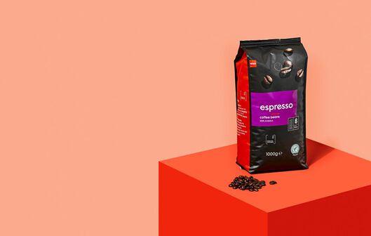 koffiebonen espresso - 1000 gram - 17160003 - HEMA