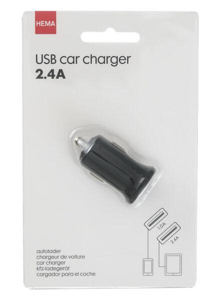 USB auto oplader - 39630071 - HEMA
