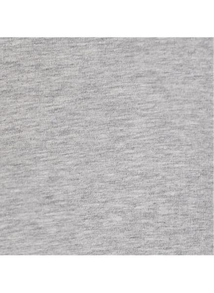 dames yogabroek grijsmelange grijsmelange - 1000010794 - HEMA