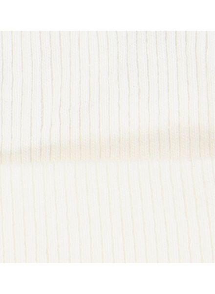 newborn mutsje met bamboe - 33405130 - HEMA