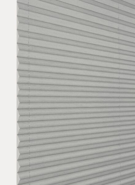 plisségordijn transparant 20 mm - 7430073 - HEMA
