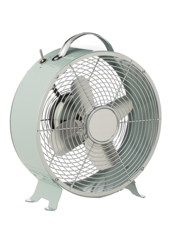 ventilator retro 25W lichtblauw