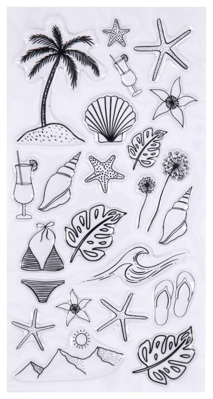 HEMA Stickers Vakantie