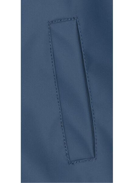 rubberen kinderjas blauw blauw - 1000011409 - HEMA
