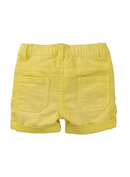 baby jogdenim geel geel - 1000007653 - HEMA