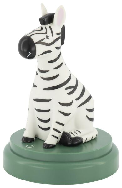 nachtlampje zebra - 13192009 - HEMA