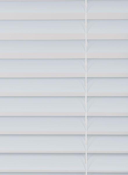 jaloezie aluminium zijdeglans 50 mm - 7420039 - HEMA