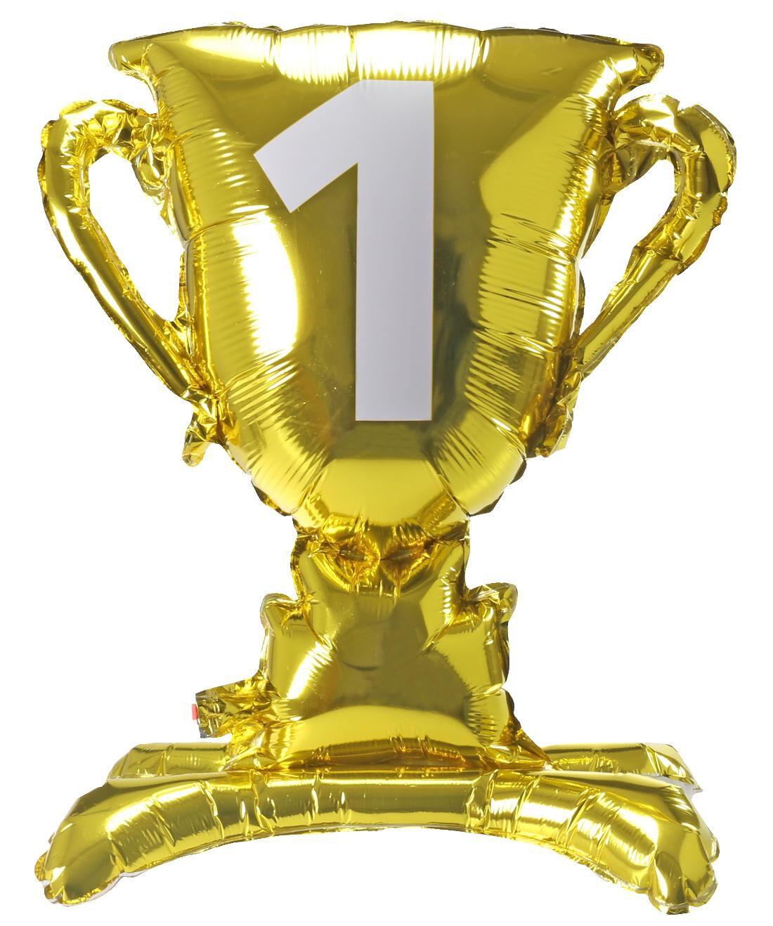 HEMA Folieballon 65 Cm - Gouden Cup