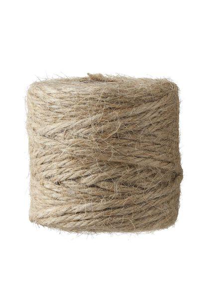 Jute touw - in Halsters & Touwen