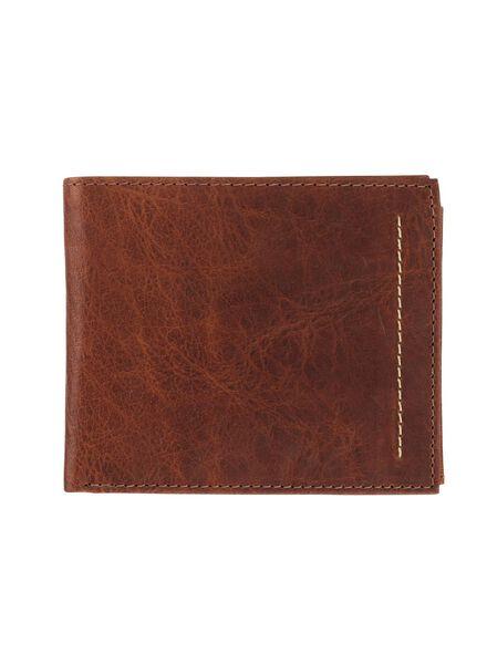 leren portemonnee - 18190124 - HEMA