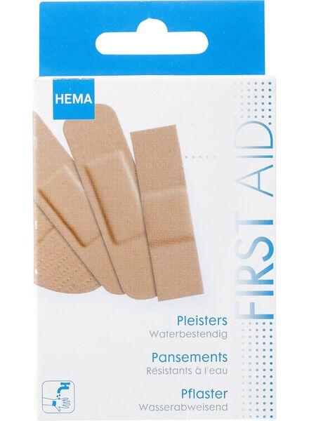 waterbestendige pleisters - 11900035 - HEMA