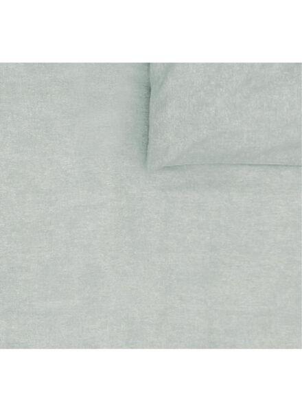 flanel dekbedovertrek 140 x 200 cm - 5710058 - HEMA