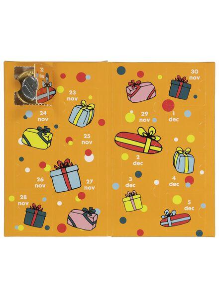 chocolade aftelkalender Sinterklaas - 10060133 - HEMA