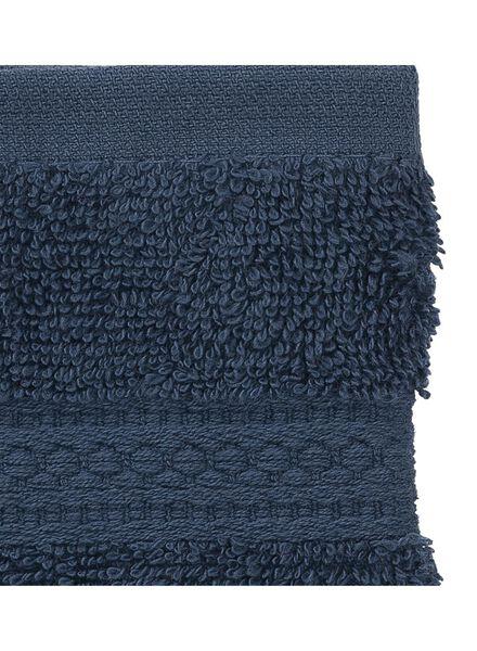 washand - zware kwaliteit - denim uni - 5240178 - HEMA