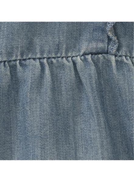 baby jurk denim denim - 1000007301 - HEMA