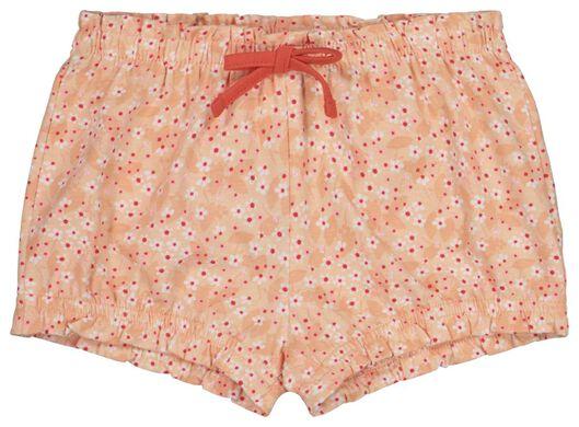 babyshorts - 2 stuks roze - 1000019464 - HEMA