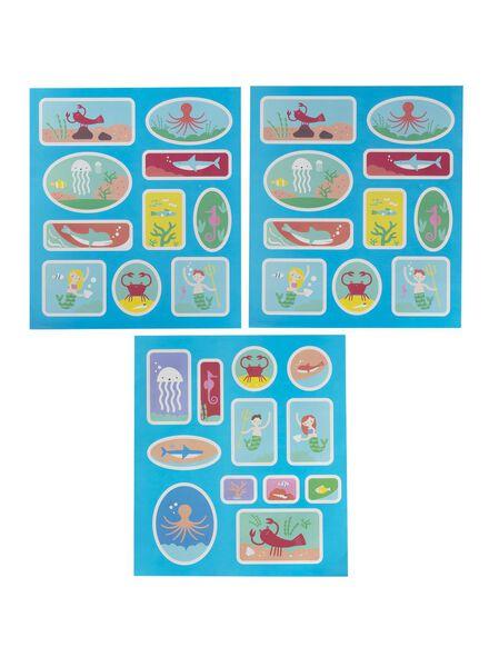 3-pak XL stickers - 15910132 - HEMA
