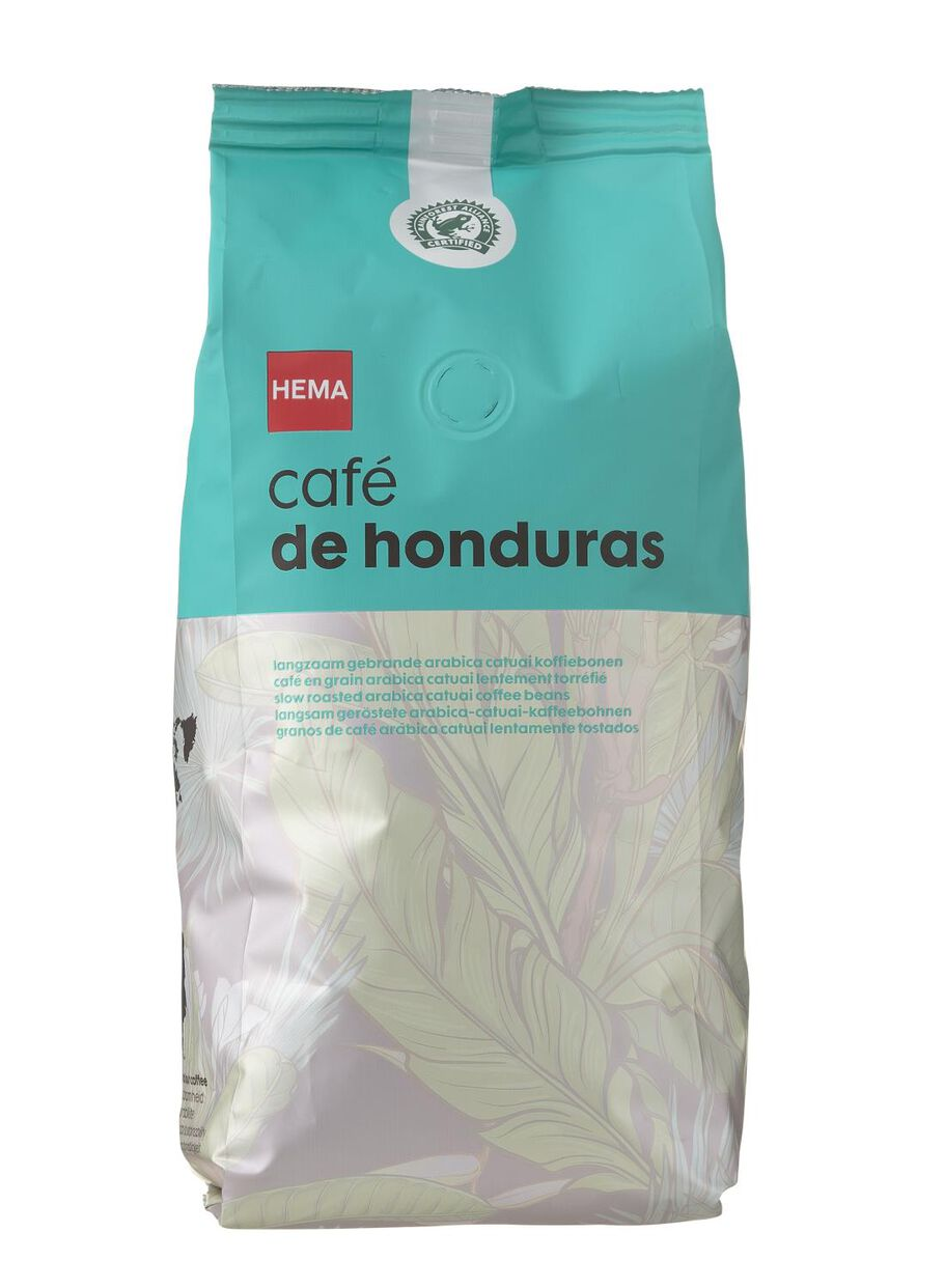 afbeeldingen koffiebonen honduras 500 gram 17100100 hema