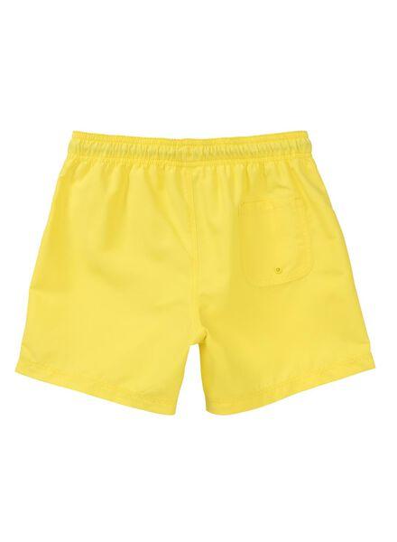 kinder zwemshort geel geel - 1000011477 - HEMA