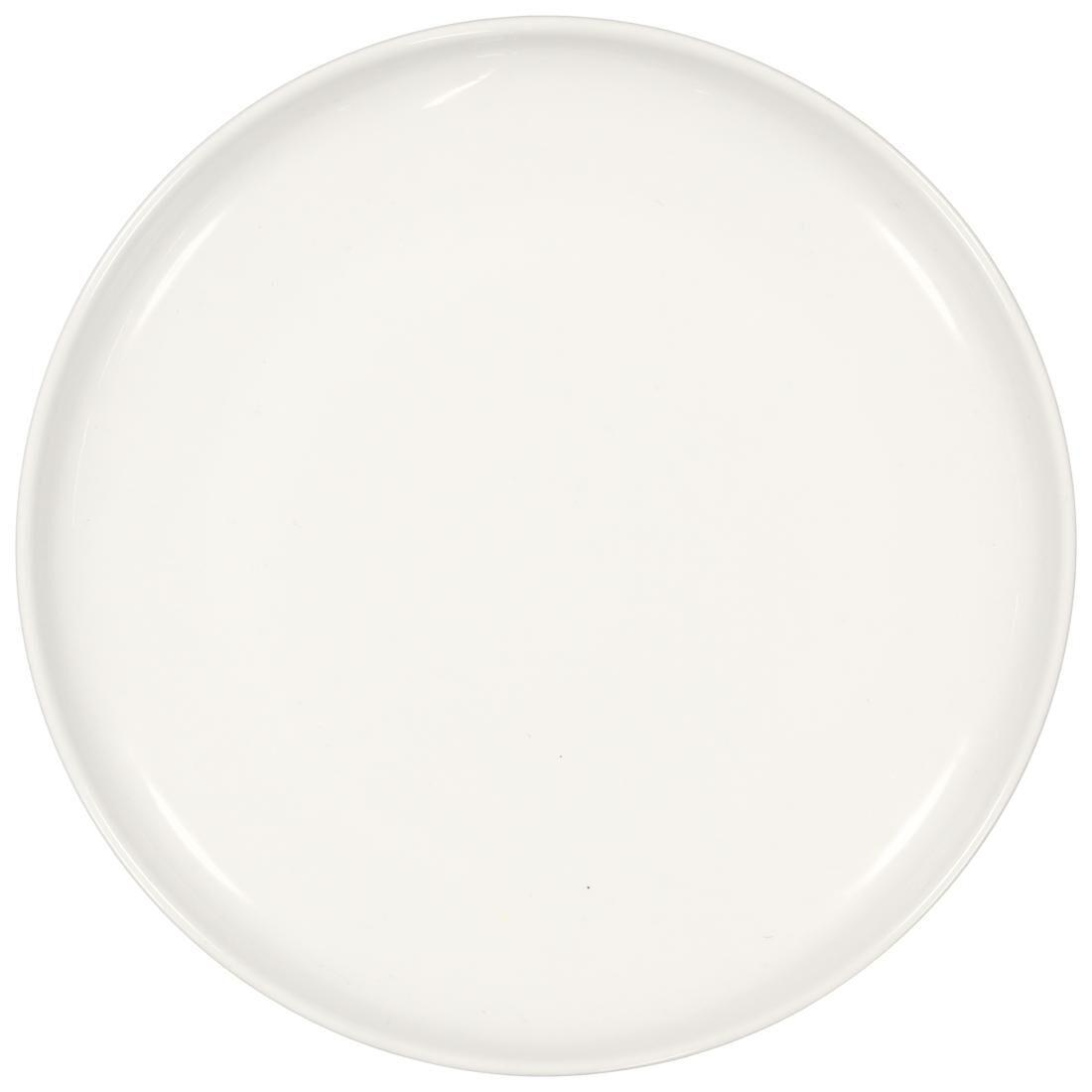 HEMA Dinerbord - 26 Cm - Rome - New Bone - Wit (wit)