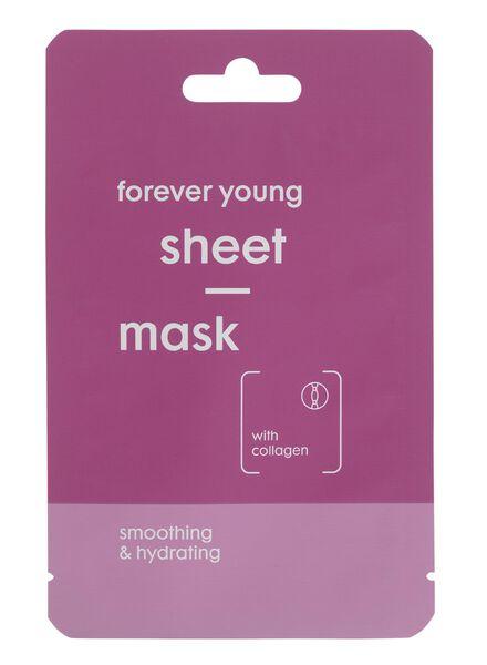 sheetmasker forever young vanaf 40 jaar - 17860204 - HEMA