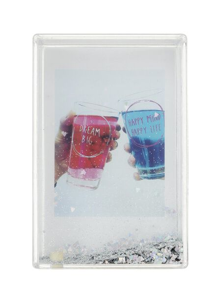 instax fotolijst sneeuwbol - 60150195 - HEMA