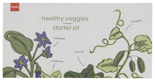 Kweekset groenten