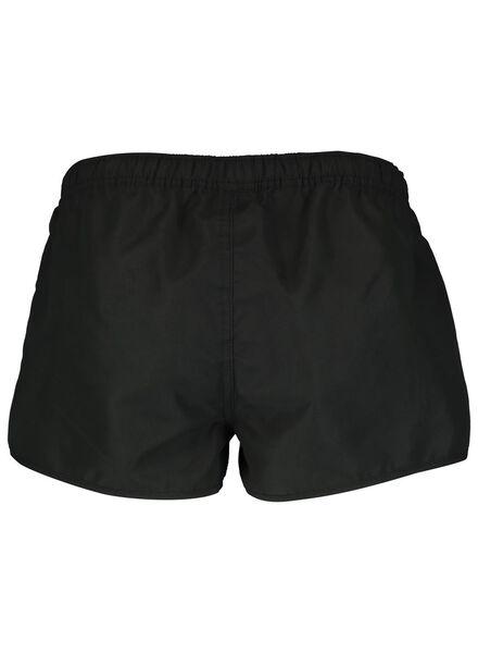 dames zwemshort zwart zwart - 1000013821 - HEMA