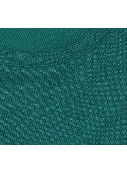 kindertrui groen groen - 1000010649 - HEMA