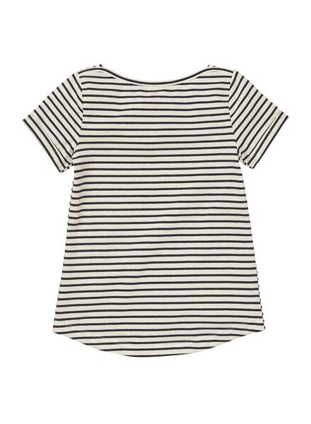 kinder t-shirt grijsmelange grijsmelange - 1000008647 - HEMA