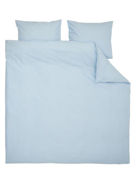 soft cotton dekbedovertrekset 240 x 220 cm - 5700069 - HEMA