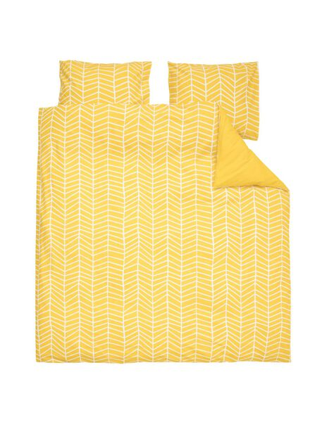 soft cotton dekbedovertrek 240 x 220 cm - 5750006 - HEMA