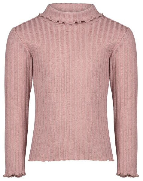 kinder coltrui roze roze - 1000021863 - HEMA