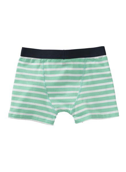 2-pak kinder boxers groen groen - 1000007289 - HEMA