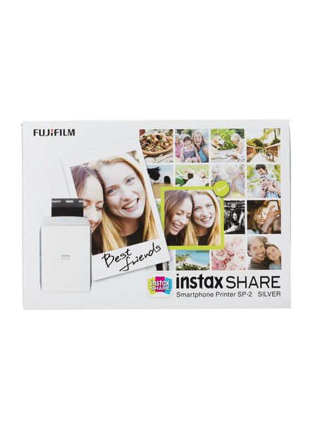 Fujifilm Instax smartphone printer SP-2 - 60300398 - HEMA