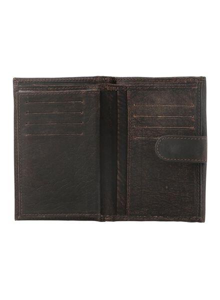 leren portemonnee - 18160031 - HEMA