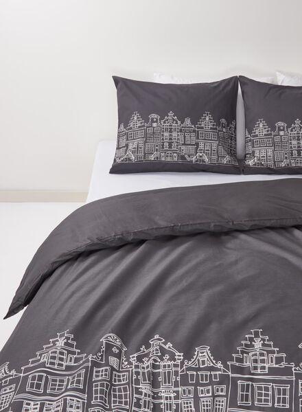 soft cotton dekbedovertrekset 240 x 220 cm - 5700108 - HEMA